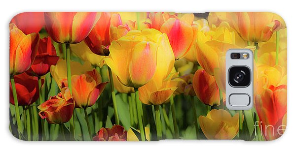 Galaxy Case featuring the photograph Seriously Spring by Wendy Wilton