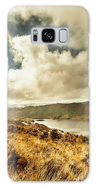 Expanse Galaxy Case - Serpentine Dam Tasmania by Jorgo Photography - Wall Art Gallery