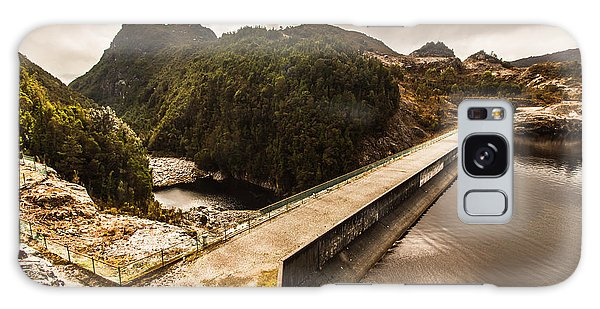 Pass Galaxy Case - Serpentine River Crossing by Jorgo Photography - Wall Art Gallery