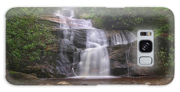 Setrock Creek Falls  Galaxy Case