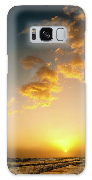Setting Sun Galaxy Case