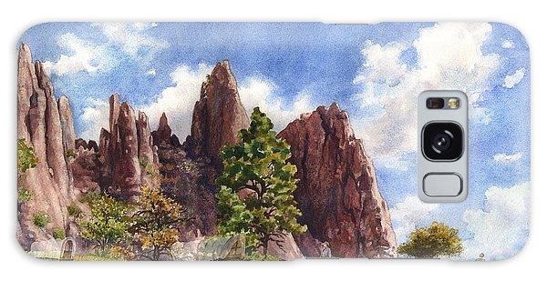 Settler's Park, Boulder, Colorado Galaxy Case