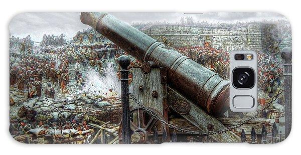 Sevastopol Cannon 1855 Galaxy Case