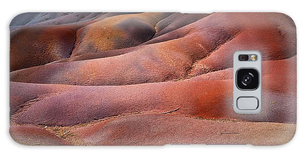Seven Colored Earth In Chamarel 8. Series Earth Bodyscapes. Mauritius Galaxy Case