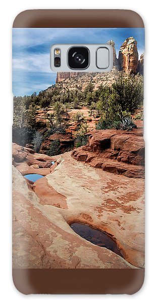 Seven Sacred Pools Galaxy Case