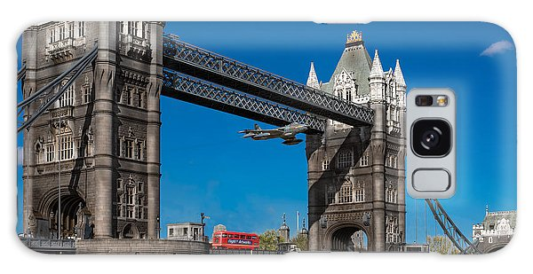 Seven Seconds - The Tower Bridge Hawker Hunter Incident  Galaxy Case
