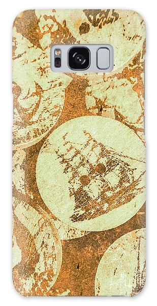 Navigation Galaxy Case - Sewing Sails by Jorgo Photography - Wall Art Gallery