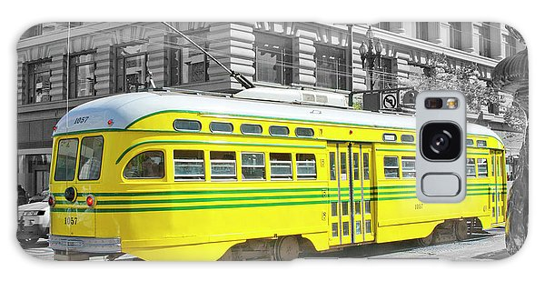 Sf Streetcar Galaxy Case