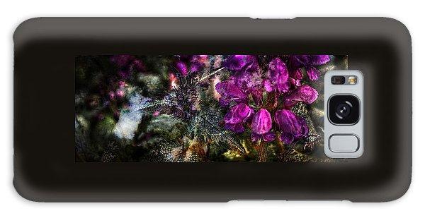 Shades Of Purple  Galaxy Case