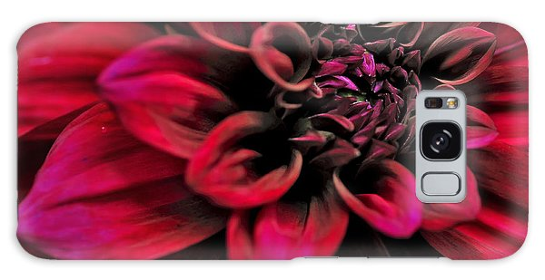 Shades Of Red - Dahlia Galaxy Case