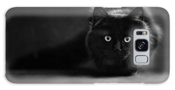 Shadow Cat 2 Galaxy Case