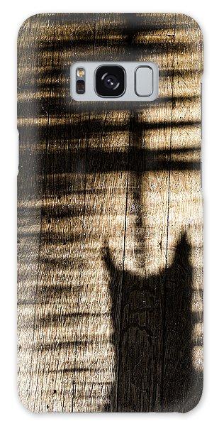 Shadow Cat Galaxy Case