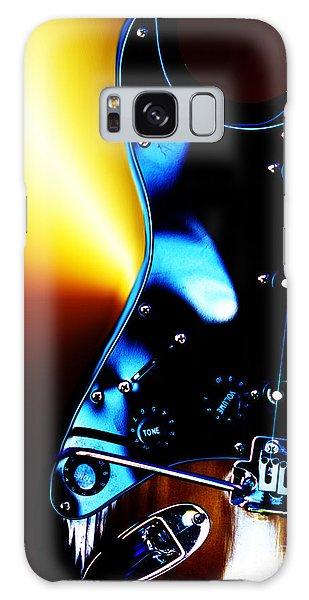 Shadow Dancer Galaxy Case by Stephen Melia