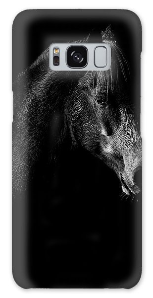 Equine Galaxy Case - Shadow by Paul Neville