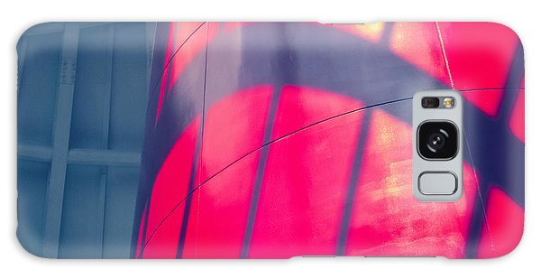 Shadows And Curves 01 Galaxy Case