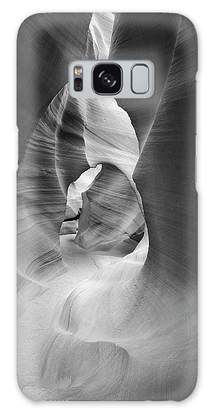Shadows In Antelope Canyon Galaxy Case by Jon Glaser