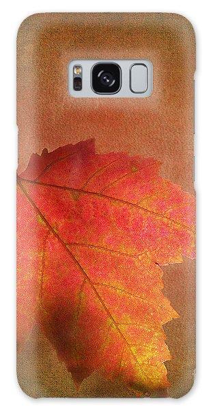 Shadows Over Maple Leaf Galaxy Case