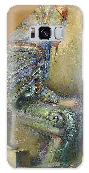 Shadows Galaxy Case by Valentina Kondrashova
