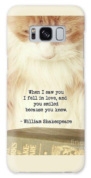 Shakespeare In Love Galaxy Case