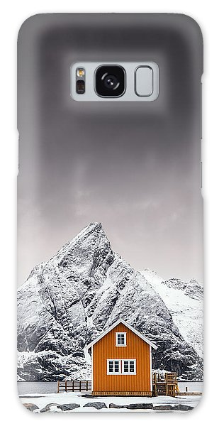 House Galaxy Case - Shapes Of Lofoten by Mikkel Beiter