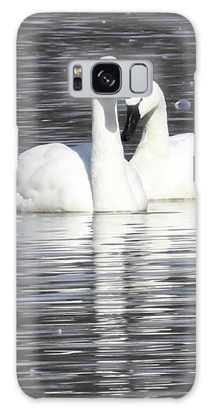 Sharing A Moment Galaxy Case by Gary Wightman