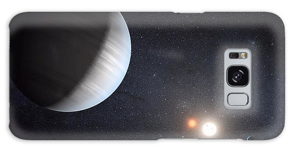 Sharing Two Suns Galaxy Case