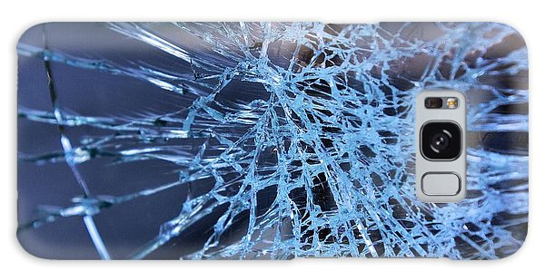 Shattered Glass In Color Galaxy Case