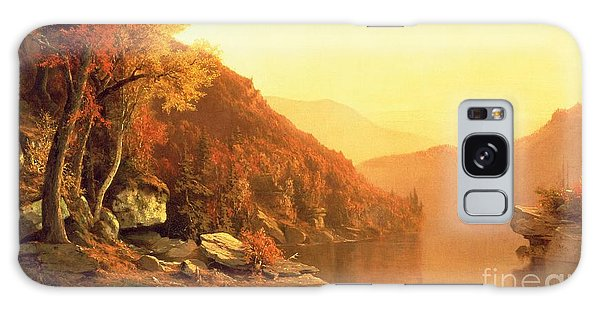 Great Lakes Galaxy Case - Shawanagunk Mountains by Jervis McEntee