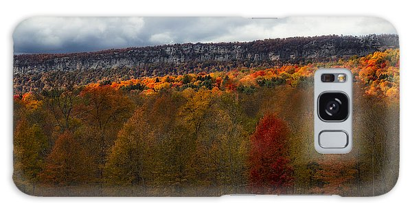 Galaxy Case featuring the photograph Shawangunk Mountains Hudson Valley Ny by Susan Candelario