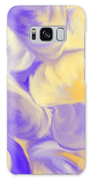 She Sells Sea Shells Galaxy Case