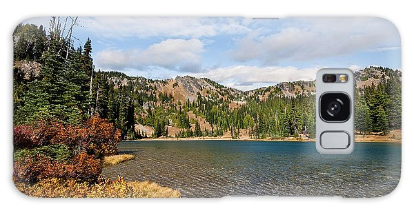 Sheep Lake In The Fall Galaxy Case by Jeff Goulden
