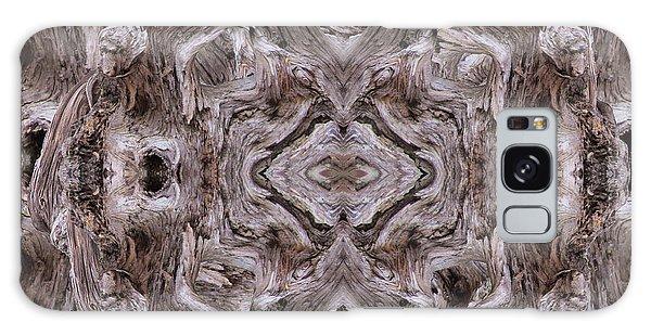 Sheep's Head Vortex Kaleidoscope Galaxy Case