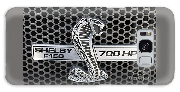 Shelby F150 Truck Emblem Galaxy Case