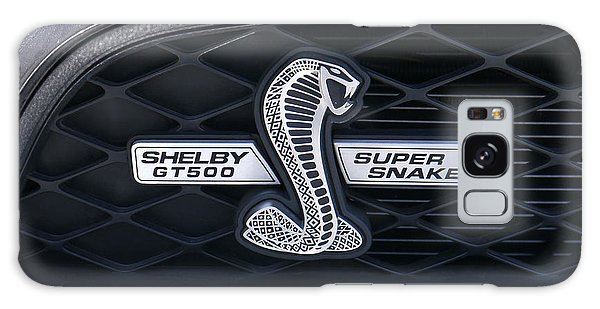 Shelby Gt 500 Super Snake Galaxy Case
