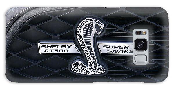 Shelby Gt 500 Super Snake Galaxy Case