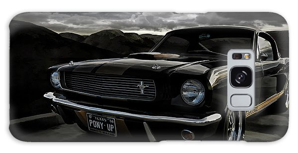 Shelby Gt350h Rent-a-racer Galaxy Case by Douglas Pittman