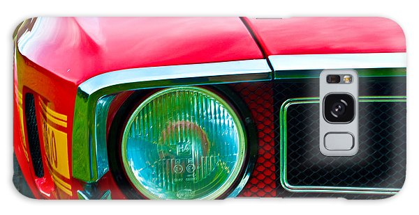 Red Shelby Mustang Galaxy Case