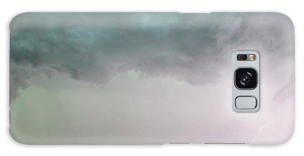 Shelf Cloud And Windmill -05 Galaxy Case