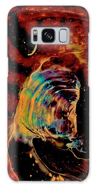 Shell Space Galaxy Case