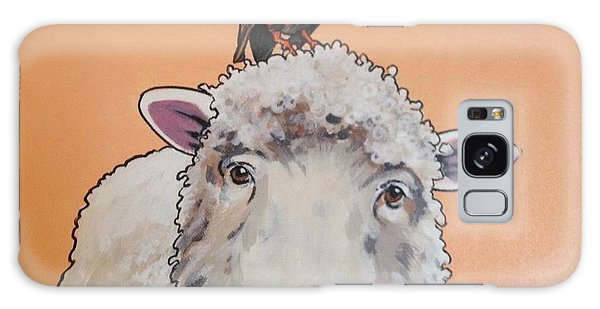 Shelley The Sheep Galaxy Case