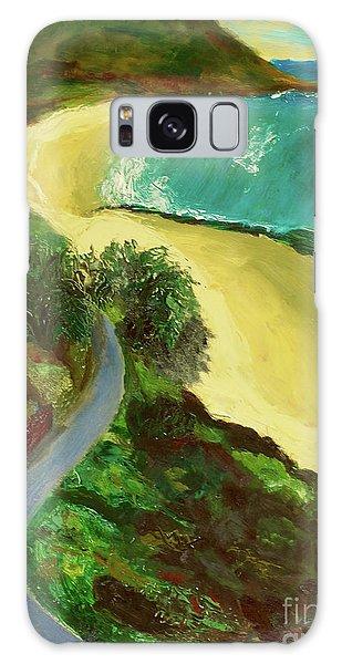 Shelly Beach Galaxy Case