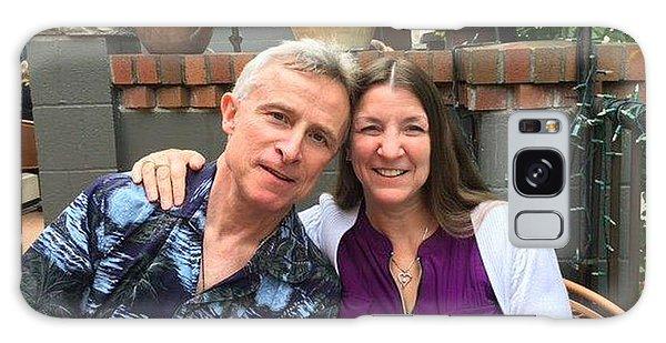 Shellie And Allen Galaxy Case