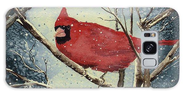Shelly's Cardinal Galaxy Case