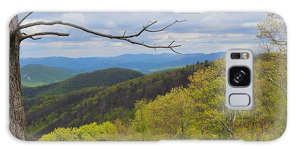 Shenandoah National Park Galaxy Case