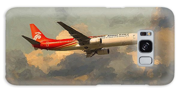 Shenzhen Airlines B739 On Route Galaxy Case