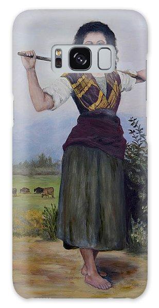 Shepherdess Galaxy Case