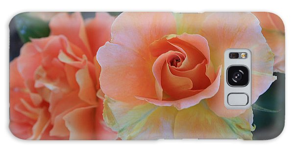 Sherbert Rose Galaxy Case by Marna Edwards Flavell