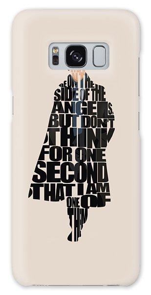 Sherlock - Benedict Cumberbatch Galaxy Case