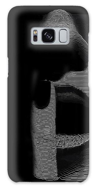 Shhh Galaxy Case