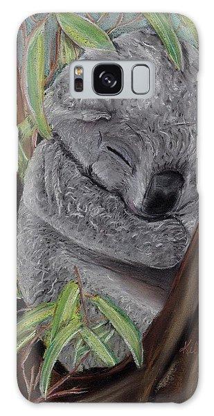 Shhhhh Koala Bear Sleeping Galaxy Case